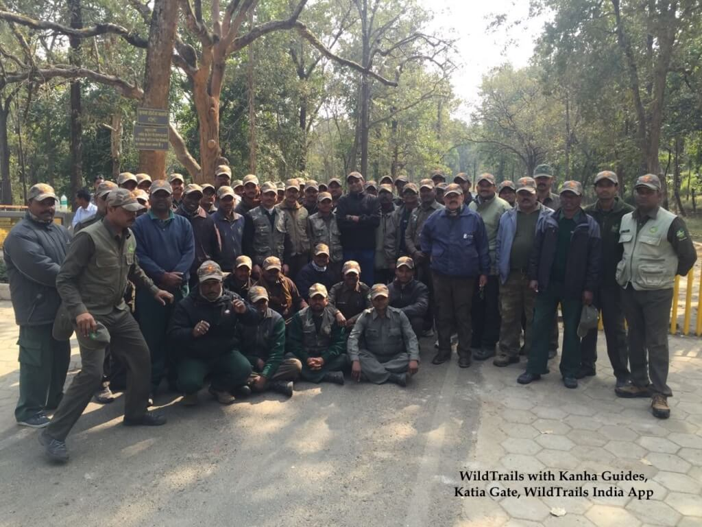 kanha guides katia gate wildtrails