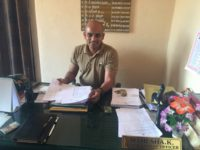 mahesha k forest range officer nagarhole