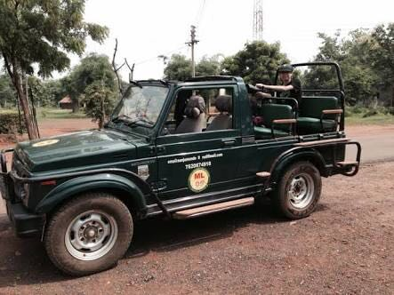 Safari Booking Tadoba