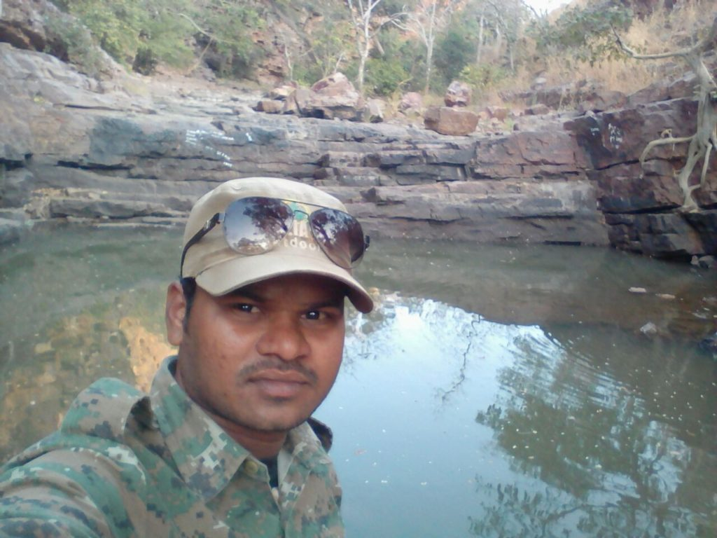 Aashish Jiotode tadoba wildtrails india