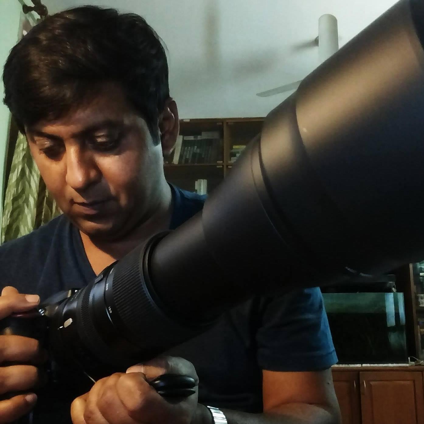Bappaditya Mukhopadhyay testimonial